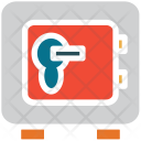 Finance Lock Dollar Icon