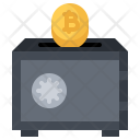 Vault Safe Protection Icon