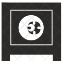 Vault Safe Firebox Icon