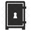 Safe Lock Money Icon