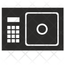 Safe Deposit Box Icon