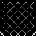 Money Safe Vault Icon