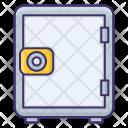 Deposit Vault Locker Icon