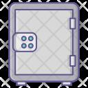 Vault Deposit Locker Icon