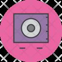 Vault Storage Safe Icon