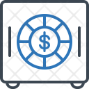 Vault Money Deposit Icon