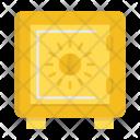 Save Box Locker Icon