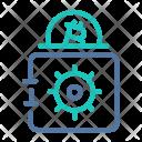 Vault Bitcoin Wallet Icon