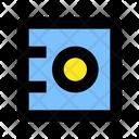 Safe Box Deposit Icon