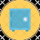 Safe Box Locker Bank Safe Icon