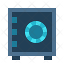 Safe Box Money Icon