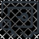 Vault Key Access Icon