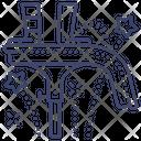 Vault gymnastics Icon