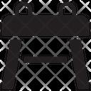 Vaulting Horse Icon