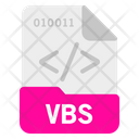 Vbs file Icon