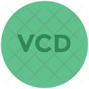 Vcd Video Cd Icon