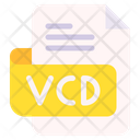 Vcd Document File Icon