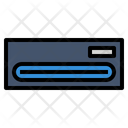 Vcd External Computer Hardware Icon