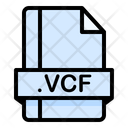 Vcf File File Extension Icon