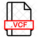 Vcf File Icon