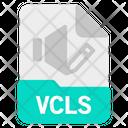 Vcls file Icon