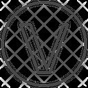 Vechain Coin Icon