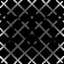 Vector Graphic Bezier Icon