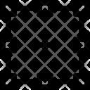 Vector Artboard Graphic Icon