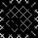 Vector Art Design Icon