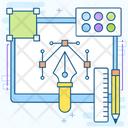 Creativity Artwork Graphics Icon