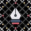 Creative Design Anchor Icon