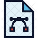 File Document Vector Icon