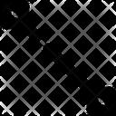 Vector Line Line Design Icon