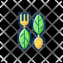Vegan Cosmetics Icon