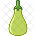 Vegetable Zucchini Food Icon