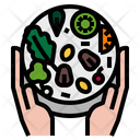 Food Healthy Meal Icon