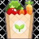 Vegetable Vegetarian Fresh Icon