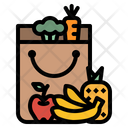 Vegetable Bag Icon