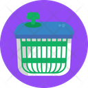 Salad Vegetable Cutter Icon
