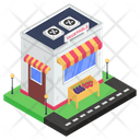 Vegetable Shop Icon