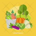 Vegetables Agriculture Farm Icon