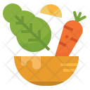 Vegetables Vegetarian Healthy Icon