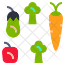 Vegetable Veg Veggie Icon