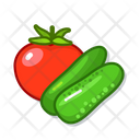 Vegetables Food Meal Icon