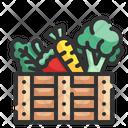Vegetables Basket Vegetables Vegetable Icon