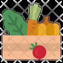 Vegetables Box Icon
