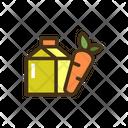 Vegetarian Icon