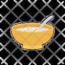 Vegetarian Soup Soup Bowl Bowl Icon