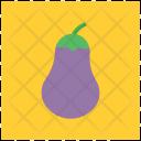 Veggie Fresh Eggplant Icon