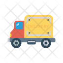 Vehcile Transport Truck Icon